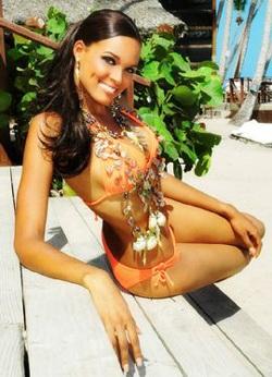 """10 """"bóng hồng"""" được kỳ vọng nhất Miss World 2007 - 1"""