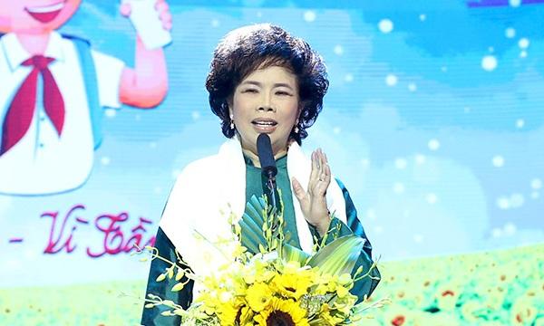 Bà Thái Hương - Chủ tịch Tập đoàn TH