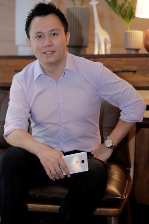 Ông Shawn Shu, CEO Khối kinh doanh tiêu dùng của Huawei tại Việt Nam