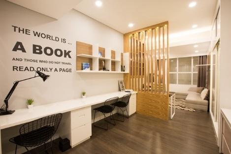 Office-tel có diện tích đa dạng, chi phí hợp lý, tiện ích đầy đủ, thiết kế hiện đại, công năng đa dạng… nên thu hút rất nhiều khách hàng thuộc nhóm Start-up