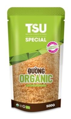 Sản phẩm đường hữu cơ cao cấp của TTCS