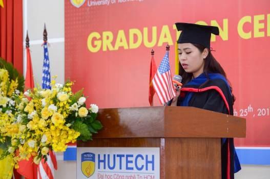 Thạc sĩ Nguyễn Vũ Tuyền chia sẻ cảm xúc trong ngày tốt nghiệp