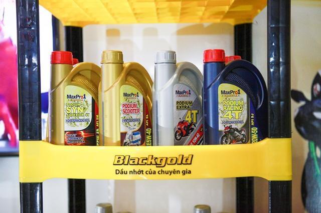 Các dòng sản phẩm mới ra mắt của Blackgold