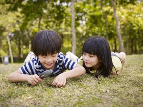 Những lợi ích khi cho con làm bạn với thiên nhiên - 2