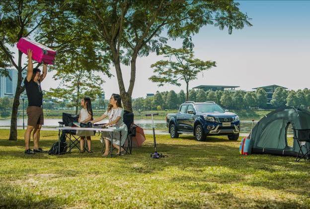 Theo chân diễn viên Minh Tiệp ngày cuối tuần với Nissan Navara Premium R - 3