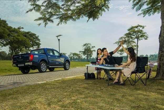 Các chuyến picnic hay hoạt động ngoài trời luôn là hoạt động mà gia đình ưu tiên