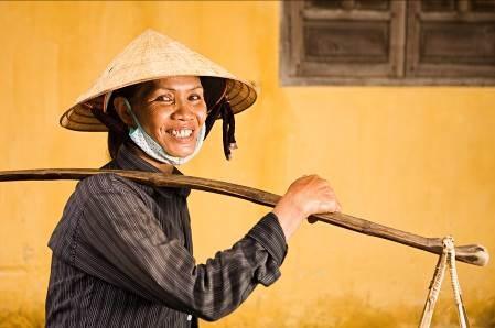 Những bức ảnh 'nụ cười Việt Nam' rạng rỡ trên khắp nẻo đường - 3
