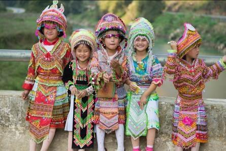 Những bức ảnh 'nụ cười Việt Nam' rạng rỡ trên khắp nẻo đường - 4