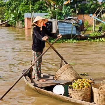 Những bức ảnh 'nụ cười Việt Nam' rạng rỡ trên khắp nẻo đường - 8