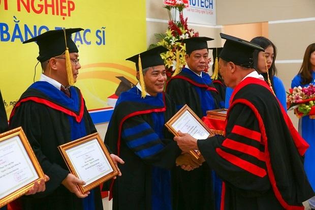 HUTECH là địa chỉ đào tạo Sau đại học uy tín được đông đảo thí sinh lựa chọn hàng năm