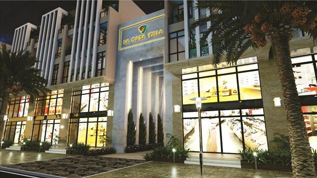 La Casa Villa 25 Vũ Ngọc Phan là dự án bất động sản nghỉ dưỡng hạng sang nằm trong 4 quận nội đô Hà Nội.