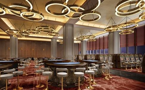 Khu giải trí casino cao cấp, hứa hẹn sẽ là điểm đến thú vị cho du khách khi nghỉ dưỡng tại đây