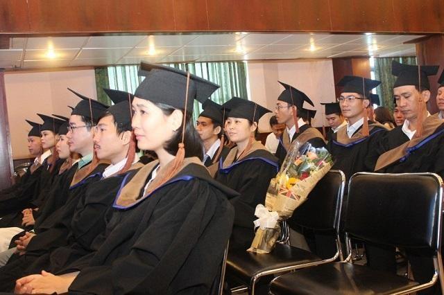 Trường Đại học Công nghiệp TP.HCM thông báo tuyển sinh hơn 500 thạc sỹ - 3