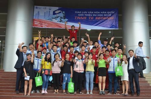 Sự lựa chọn mới - Du học nghề Hàn Quốc Visa D4-6 - 3