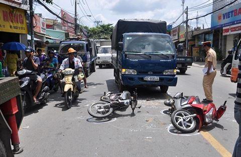 Số lượng tai nạn giao thông còn nhiều do kiến thức và ý thức của người dân chưa cao