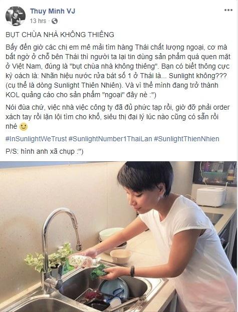 Dùng nước rửa chén Thái mà chị em không ngờ đây mới là nhãn hiệu được tiêu thụ nhiều nhất tại Thái Lan - 1
