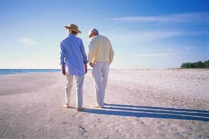 Một cuộc sống hưu trí an nhàn là mơ ước của nhiều người