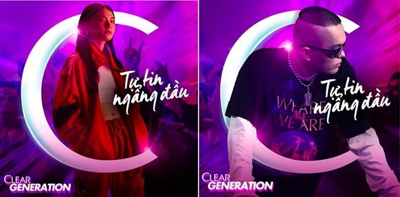 Naomi Roestel và Ryan Sơn Hoàng là những thành viên của Clear Generation