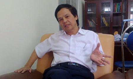 Chánh văn phòng Ban ATGT Hà Tĩnh Hoàng Văn Việt