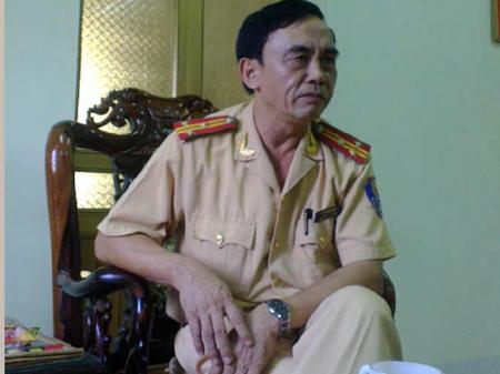 Trưởng phòng CSGT Hà Tĩnh,Võ Trọng Hùng