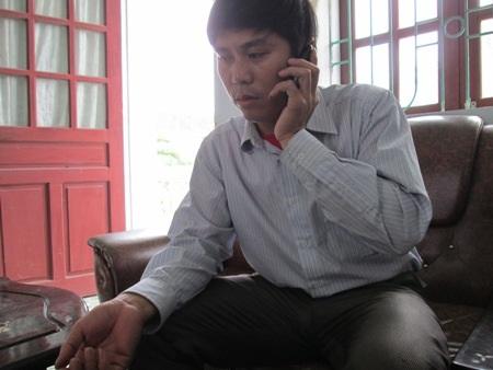 Ông Nguyễn Văn Hiệp lúc còn tại vị