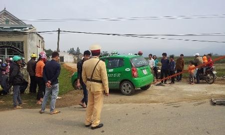 Giải cứu taxi lên đường