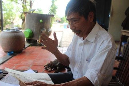 Chân dung ông Nguyễn Thận.