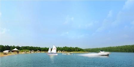 Bãi biển nhân tạo Flamingo sẽ là nơi lưu giữ khoảnh khắc cho kỳ nghỉ tuyệt vời của bạn