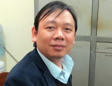 Phạm Văn Hải tại cơ quan điều tra.