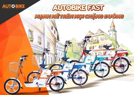"""Autobike trở thành một """"hiện tượng"""" trong thị trường xe điện."""