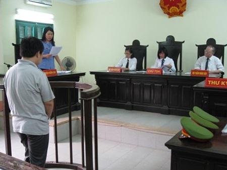 Toàn cảnh phiên xử bị cáo Trần Thanh Bình