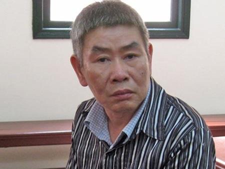 Bùi Duy Hùng tại phiên tòa bị trì hoãn mới đây