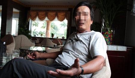 Đại gia Cà Mau - ông chủ có khách sạn lớn bậc nhất tỉnh Cà Mau bị bắt vì tội mua dâm trẻ em.