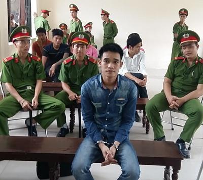 Bị cáo Trần Văn Trường