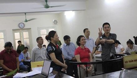 Bị cáo Ngô Văn Quảng. Bị cáo Ngô Văn Quảng.