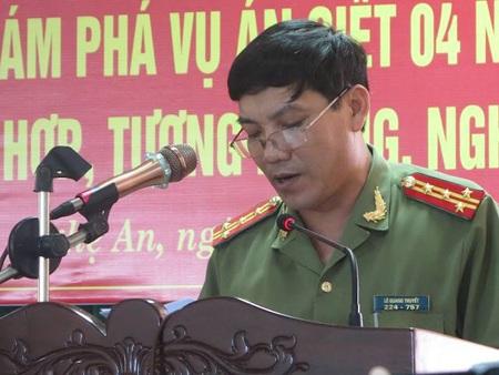 Đại tá Lê Khắc Thuyết