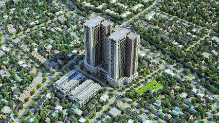 Golsilk Complex mang đến một sản phẩm BĐS khác biệt cho thị trường Hà Nội.