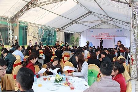 HP Landmark Tower chính là giải pháp thay đổi chất lượng sống cho người dân Hà Nội.
