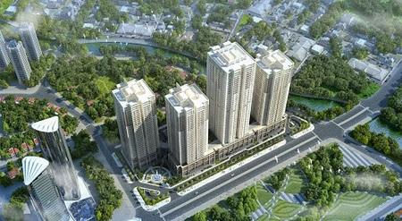 Là tòa nhà cao nhất Hà Đông, cư dân tại đây được hưởng cuộc sống trong lành, thoáng đãng.