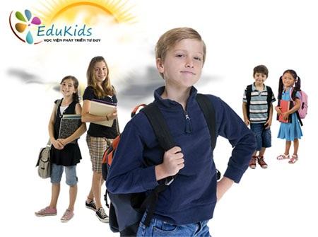 Hãy đến với Học viện phát triển tư duy Edukids của chúng tôi để