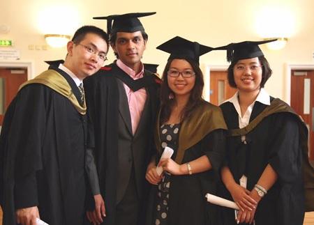 Chương trình tuyển sinh liên kết với MDIS (Singapore)
