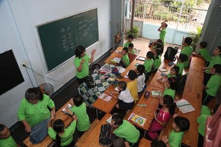 Trung tâm PointCom Phan Huy ích thành lập từ năm 2007 đến nay đã đào tạo cho 631 trẻ em.