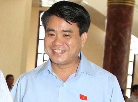 Thiếu tướng Nguyễn Đức Chung - Đại biểu Quốc hội đoàn Hà Nội