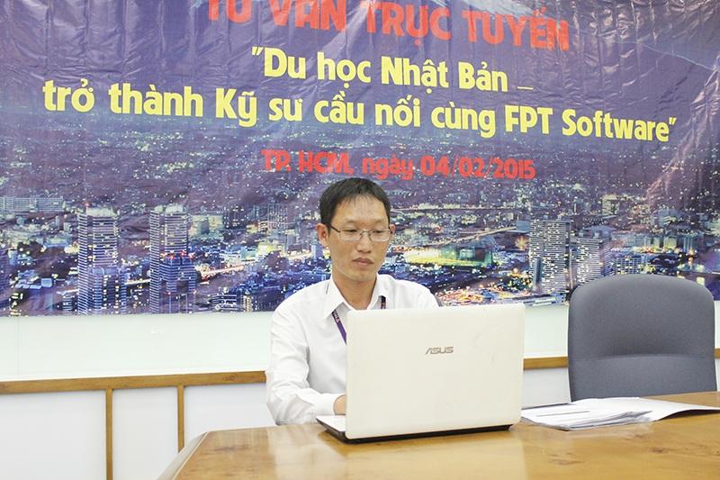 Ông Nguyễn Minh Trung - Giám đốc mảng tín chấp - Trung tâm Bán miền Nam của Ngân hàng Tiên Phong