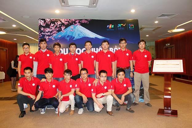 Các học viên đầu tiên tham gia Chương trình Du học Nhật Bản cùng FPT Software