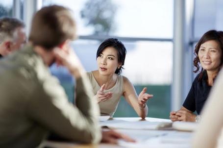 Công bố học bổng khoá đào tạo quản lý 2015