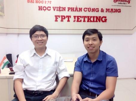 Hơn 80% sinh viên FPT Jetking có việc làm ngay sau tốt nghiệp