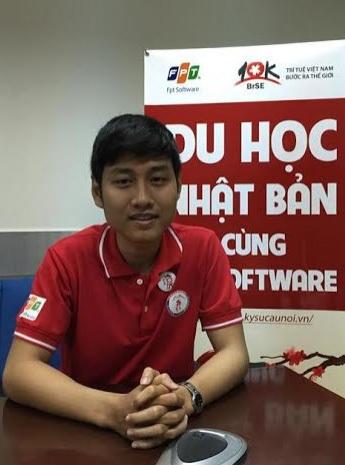 """Phan Văn Tú: """"Theo học ngành CNTT với em là một đam mê"""""""
