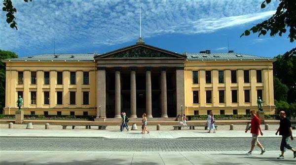 Đại học Oslo (Na Uy)