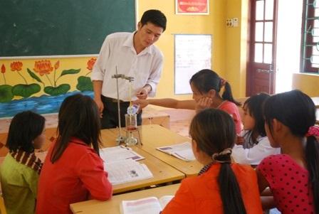 Tạo môi trường học tập thân thiện để thu hút học sinh